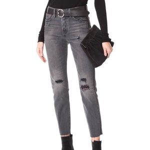 Levi's | Wedgie Fit Cropped Ankle Jeans